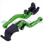 The best quality and fitment cnc Brake and Clutch Lever for ZG1000 1992-2006