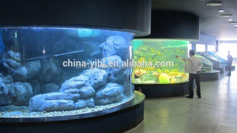 Acrylic Aquarium Round Fish Tank
