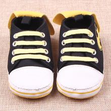 2018 Canvas Shoes Kids Shoes Baby Non-slip High Quality Casual Baby Shoes