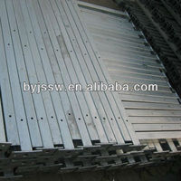 Galvanized Steel Fence Posts For Sale