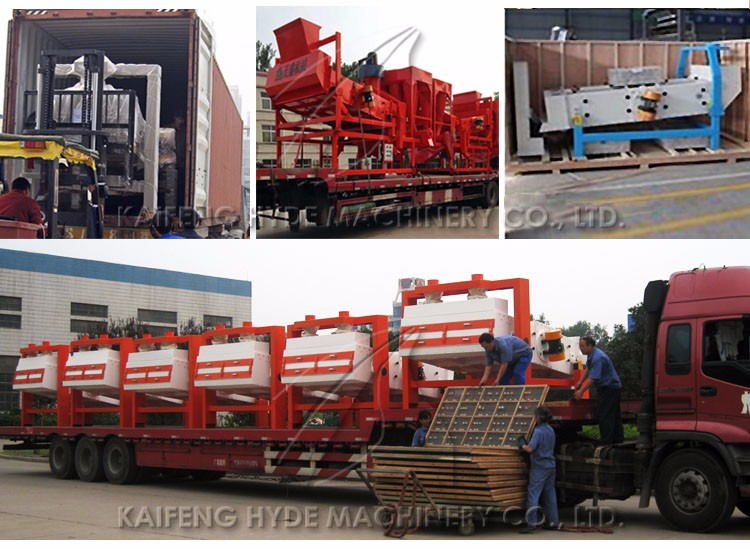Grain Storage Silos Prices Flax Seed Vibro Cleaning Machine