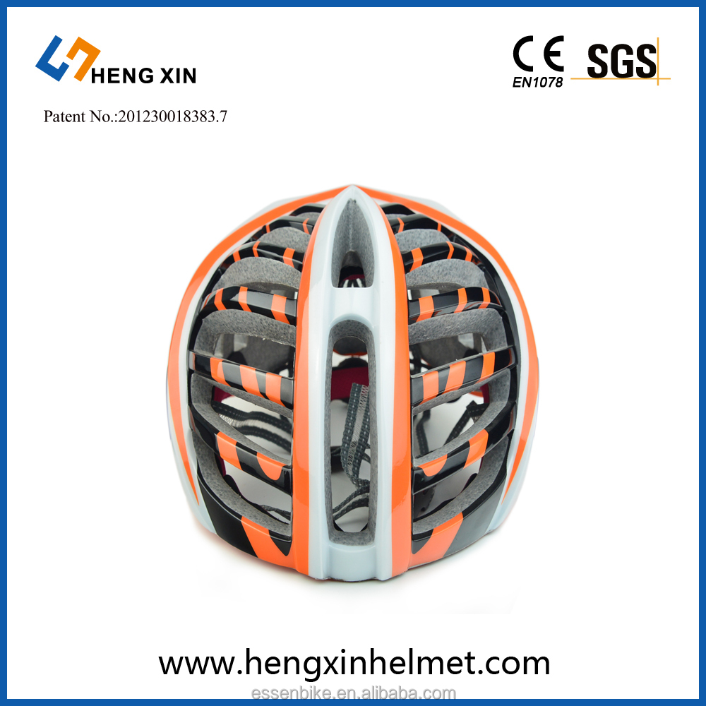 Attractive and fashionable in mold road bicycle helmets for adults