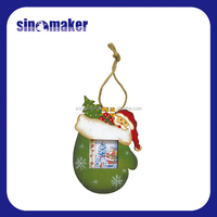 Christmas small photo frame family tree photo frame manufacturer