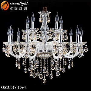 New Led Patriot Lighting Products Material Parts For Chandeliers Chandelier Metal Ring Omc028 10 4w