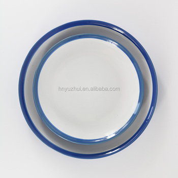 Promotional South African Navy color glaze crockery dinnerware set & Promotional South African Navy Color Glaze Crockery Dinnerware Set ...
