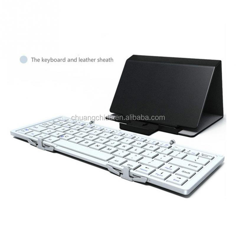 2019 Best SEll Laptop Foldable wireless Keyboard very convenient Your Best Choose