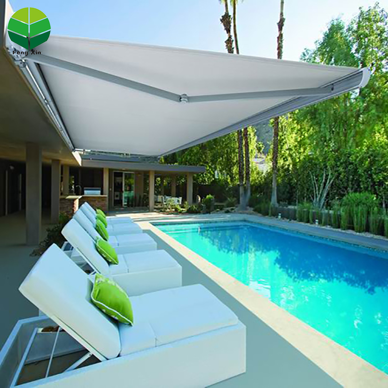 Fengxin Hot Sale Outdoor Roof Canopy Retractable Awning