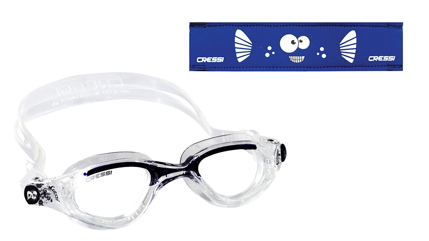 9ca3eabfe85 Buy Cressi Flash Small Fit Clear Lens Swim Goggles in Cheap Price on ...