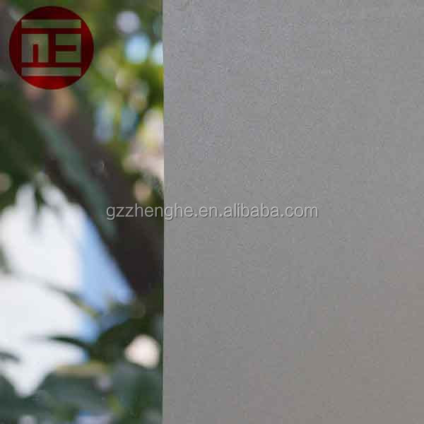 100 gsm released paper Frosted window film wholesale all over the world