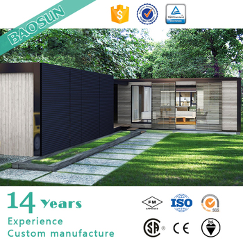 Prefabricated Container Guest House In Europe Buy