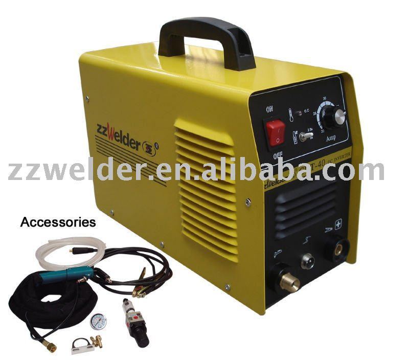 CUT-40 metal plasma cutter welder