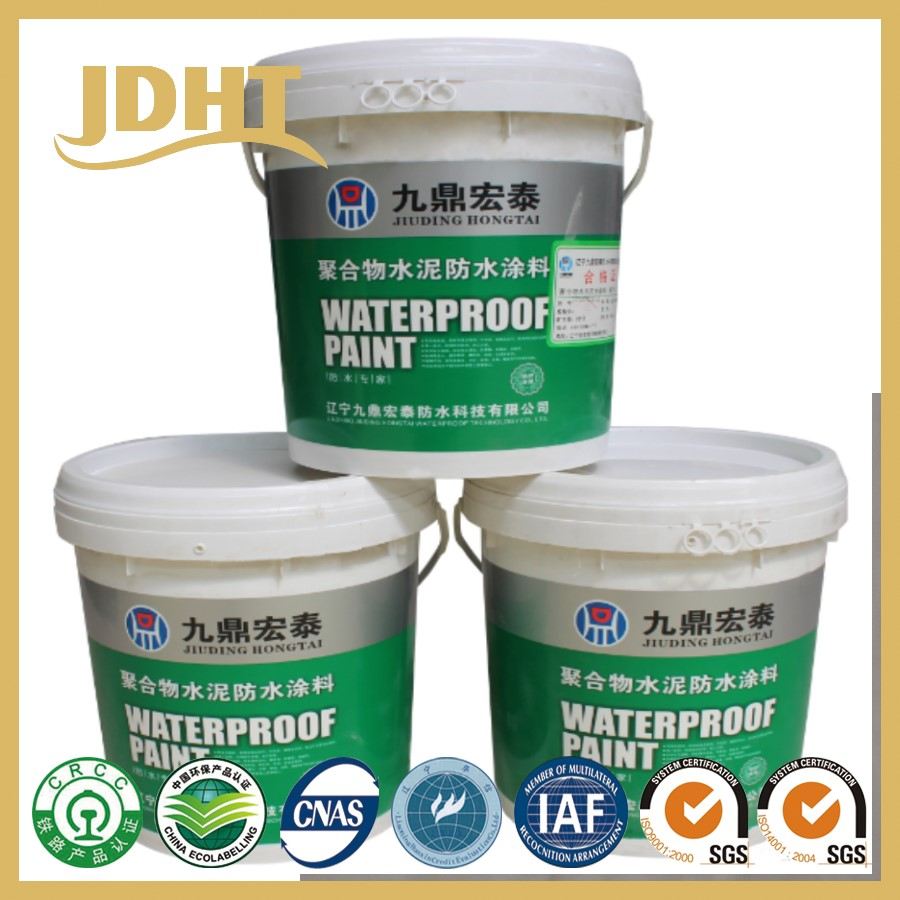 G7 JD-101 Waterproof Acrylic Polyurethane Outside Floor Paint
