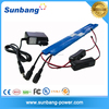 1200mah 12v rechargeable battery portable for led emergency light with charger