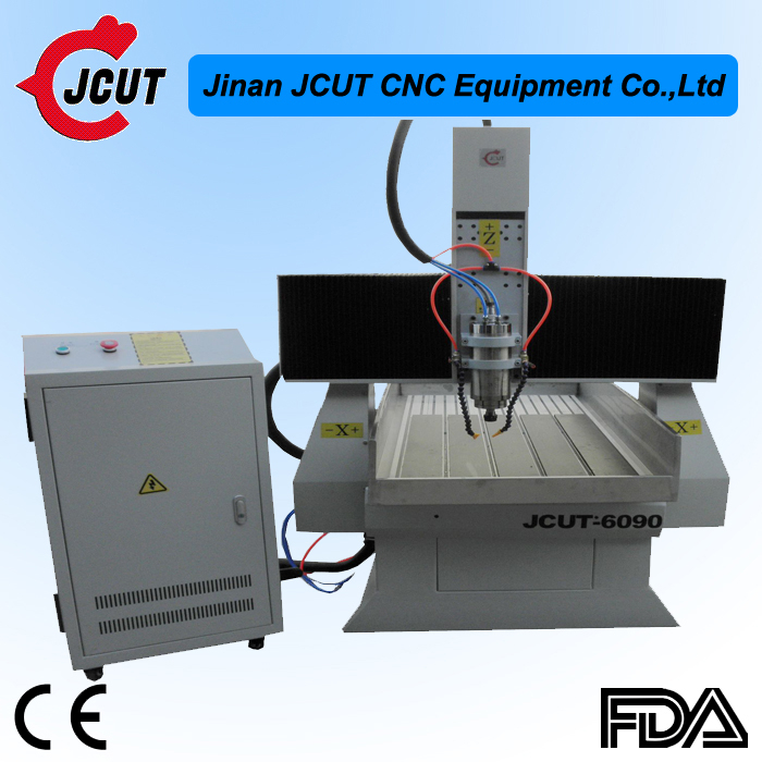 CNC Router CNC 6090 for Metal Jade Relief Woodworking ad Engraving JCUT-6090