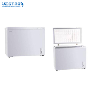 Supermarket chest freezer 215L mini fridge Top open chest freezer with LFGB,Rohs,CE,GS,ETL approved