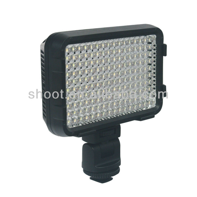 led photography light XT-160II for Canon Panasonic Camera DV Camcorder