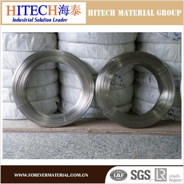 High temperature nickel alloy hastelloy c276 spring wire
