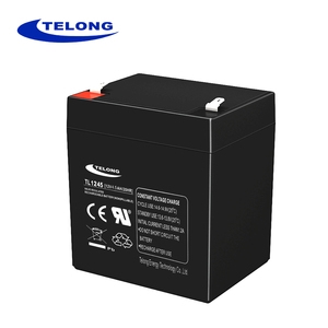 12V4.5AH AGM Rechargeable Lead Acid Battery for UPS