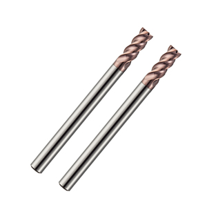 New products 4 Flute Cobalt End Mill Cutters
