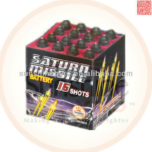 saturn missile types battery fireworks