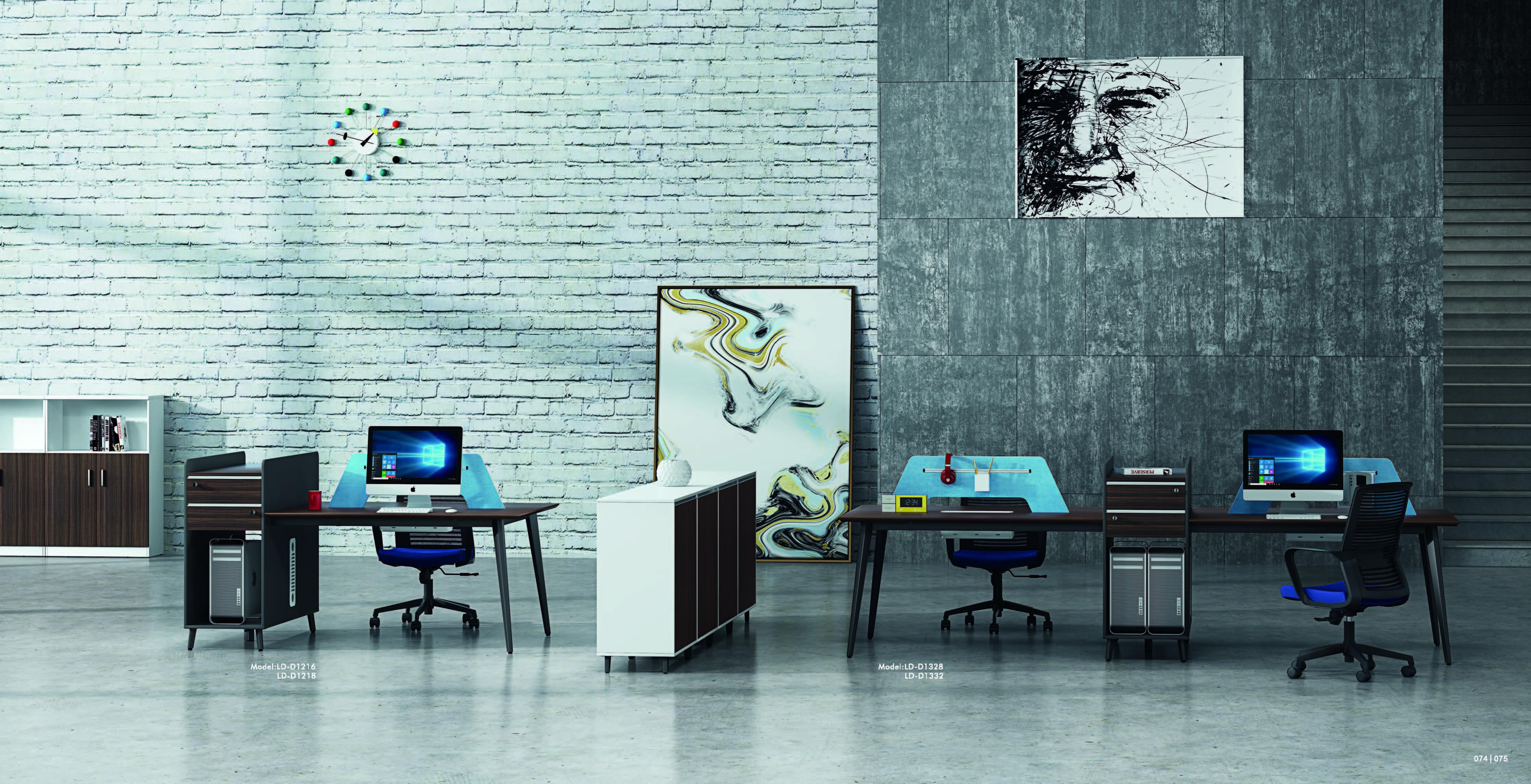New Style Melamine Office Executive Wooden Small Computer Desk With Metal Legs Office Desk Ld D0312 Buy Meja Kantor Meja Kecil Dengan Harga Murah Meja Komputer Product On Alibaba Com