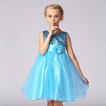 Bruiloft Jurk Meisje.India Boutique Groothandel Meisje Mode Jurk Prinses Bruiloft Jurken