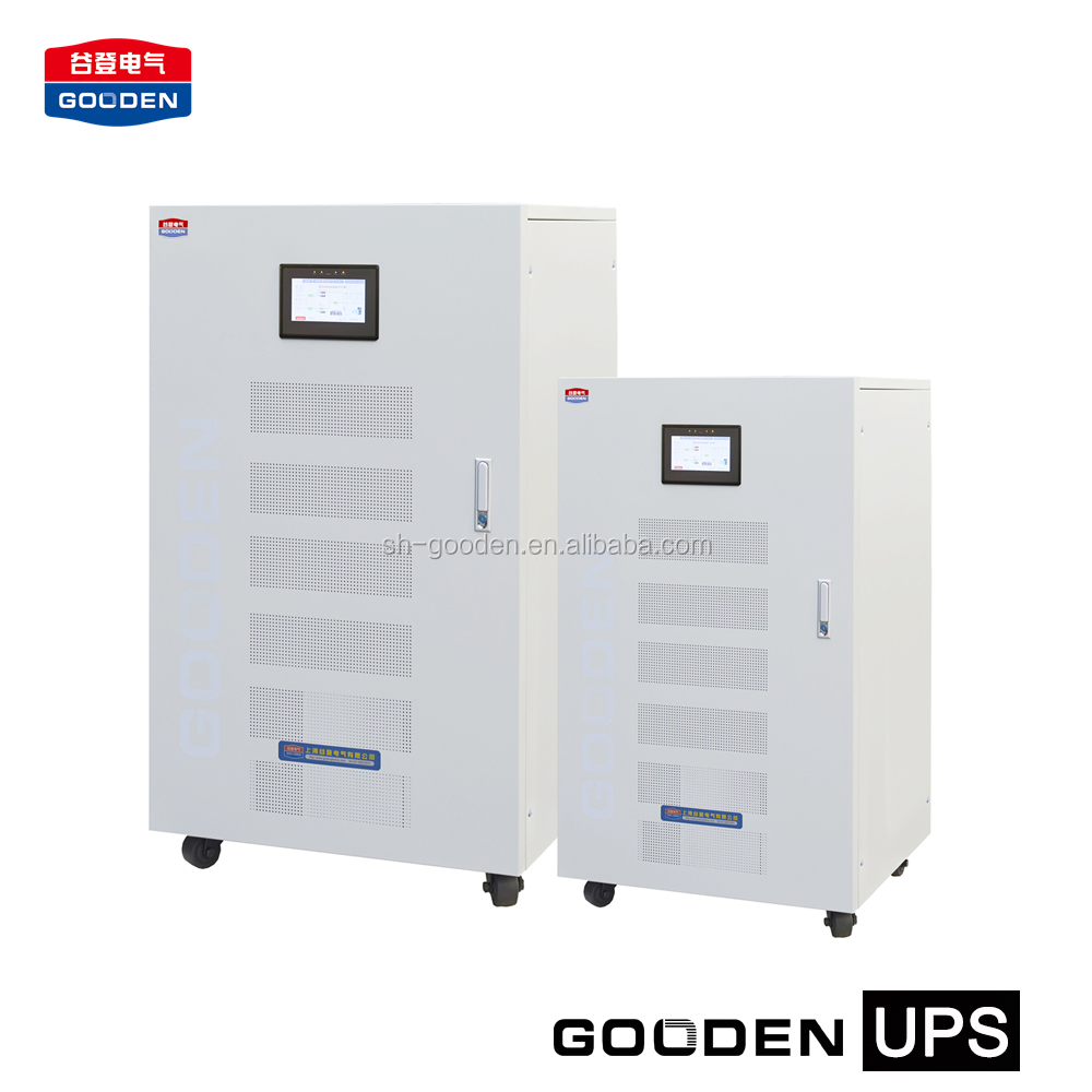 Lightning overvoltage short current protection industrial use 3 phase ups 15kva 20kva 30kva 40kva online UPS