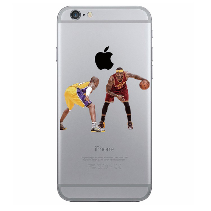 check out 947fe b5023 10 Year Experience Basketball Player Phone Cover For Iphone 8 Case Jordan  Kobe Basketball Star Case For Iphone 8 8plus - Buy Phone Cover For Iphone  ...