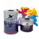HS Super-Fast Clear coat 2k car paint coating coats /Hardener /other Additives