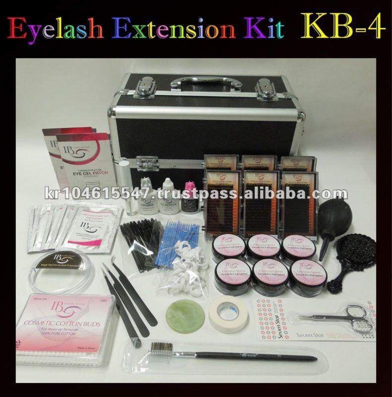 Eyelash Extension Kit: Kb-4 - Buy Lash Extension Kit Product on Alibaba com