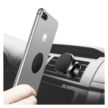 Silicone Strong Magnetic Car Mobile Phone Universal Magnetic Phone Holder Car Mount, Magnetic Car Phone Holder