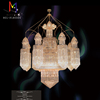 Home /hotel big hanging crystal chandelier for house