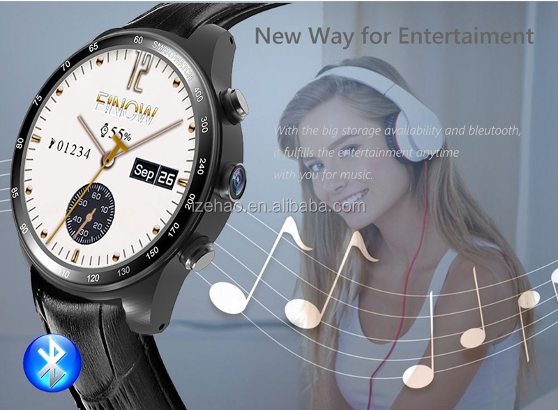 2017 Bluetooth Q7 Smart Watch For mobile phone with WIFI GPS SIM TF whatsapp facebook