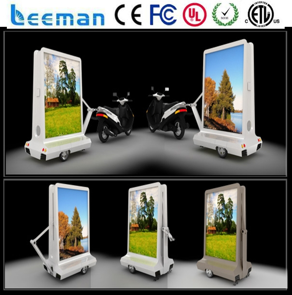 led display for kids drawing 2015 Leeman LED Taxi sign outdoor usage isuzu led truck