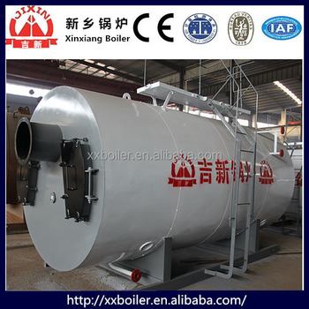 Wns Series Latest Technology Steam Boiler Types And Used Residential ...