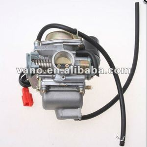 Hot sales PD24 GY6 125cc motorcycle carburetor