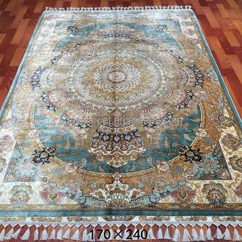 Henan Handmade 5 5x8ft Clical Silk