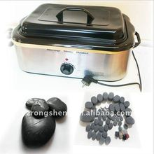 hot massage stone with heater
