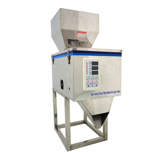 W999 999g Weighing and Filling Machine for Powder or Particle or Bean or Seed or Tea