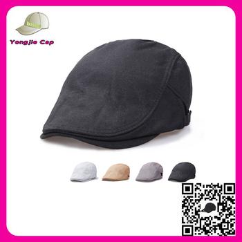 Fashion Gatsby Golf Ivy Beret hat Washed duckbill newsboy gatsby ivy cap  wholesale f766cbee3b4