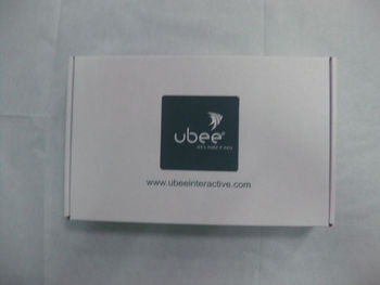Packaging Box Of Ubee Interactive - Buy Paper Packaging Box Product on  Alibaba com