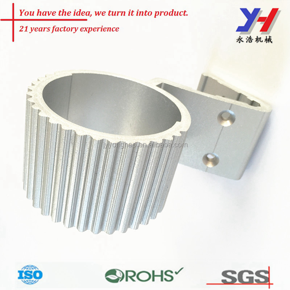 Aluminum alloy frame angle metal mounting bracket supplier, Customized outdoor folding metal frame