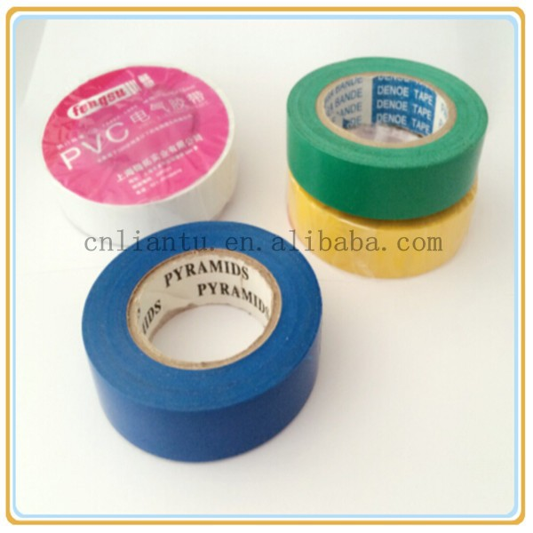 nastro isolante per tubi pvc tapes electrical materials made in china
