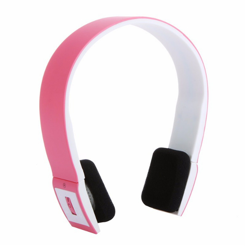 Evergreentech plastic mobile phone Earphone bluetooth headphone BH23 Factory Price Cheap Headset in stock