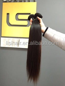 Silky Fast Delivery Full Cuticles Overseas Brazilian Hair Shopping Online