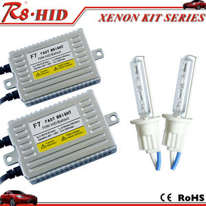high power 70w HID xenon FAST BRIGHT kit ultra-slim ballast single hid lamp h1 h3 h4-1 h7 h11 9005 9006 880