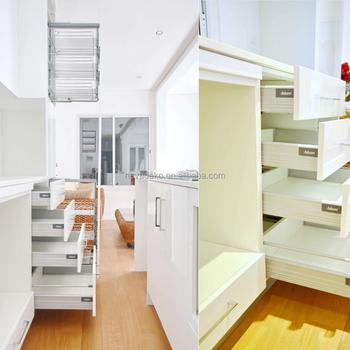 Casa China Moderno Alto Brillo Lacado Pintura Muebles De Cocina De ...