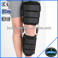Healthy care ROM Hinged breathable orthopedic knee brace