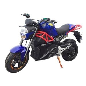 China Factory Export High Quality Adult Electric Motorcycle/ Automatic Choppers For Sale