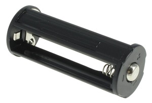 "Battery holder 3 ""AAA"" round, aaa battery holder BH432A"